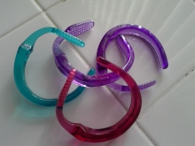 Toothbrush Bracelets!