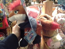 Since when does a fox have a cutie mark?!