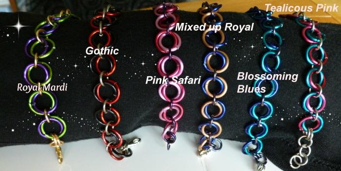 Mobius Bracelets!