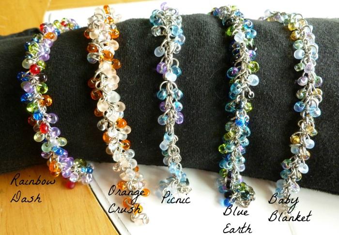 Shaggy Bracelets!