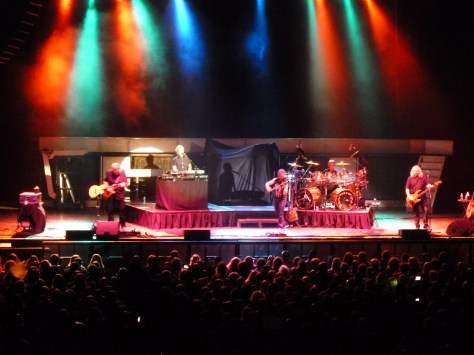 Mom and I saw Kansas and Styx live in concert!!! This was Kansas.