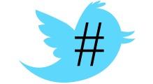 twitter bird hashtag