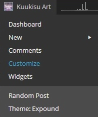 dropdown customize